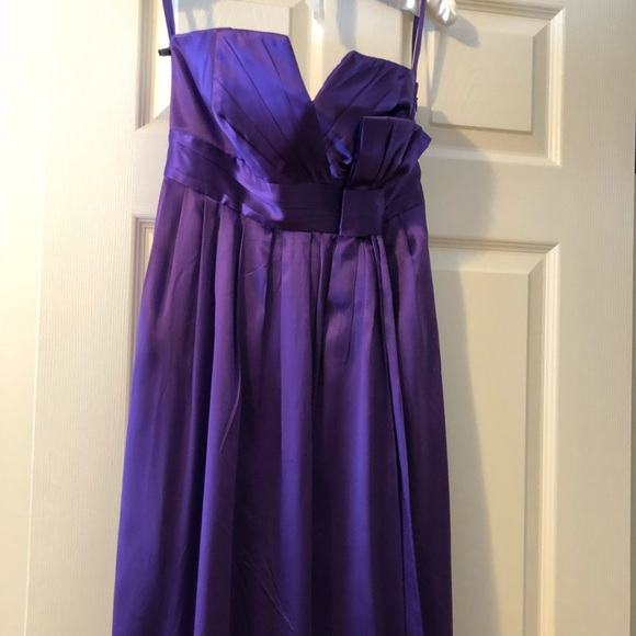 Purple Cocktail Dress Saks Fifth